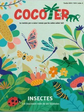 COCOTER. INSECTES