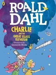 CHARLIE AND THE GREAT GLASS ELEVATOR (COLOUR EDITI