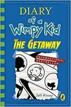 DIARY OF WIMPY KID 12: THE GETAWAY