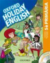 HOLIDAY ENGLISH 5º PRIMARIA: PACK (CATALÁN) 3RD EDITION