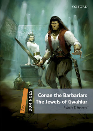 DOMINOES 2. CONAN THE BARBARIAN. JEWELS OF GAWAHLUR MP3 PACK
