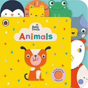 ANIMALS. BABY TOUCH