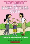 BABY-SITTERS CLUB 4 CLAUDIA AND MEAN JAN