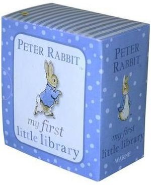 PETER RABBIT: MY FIRST LITTLE LIBRARY BOARD BOOKS