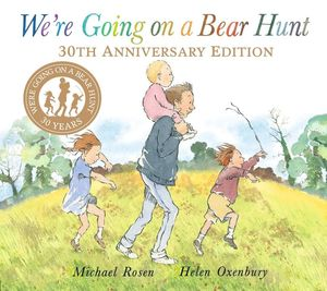 WE'RE GOING ON A BEAR HUNT 30 ANIV