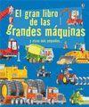 GRAN LIBRO DE LAS GRANDES MAQUINAS