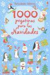 1000 PEGATINAS NAVIDEÑAS