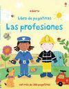 LAS PROFESIONES LIBRO DE PEGATINAS