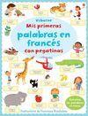 MIS PRIMERAS PALABRAS BASICAS FRANCES