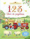 123 PEGATINAS