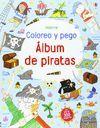 ALBUM DE PIRATAS