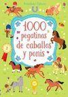 1000 PEGATINAS DE PONYS