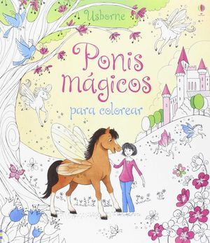 PONIS MAGICOS COLOREAR