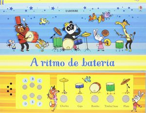 A RITMO DE BATERÍA