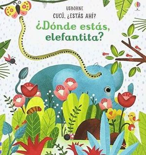 DONDE ESTAS ELEFANTITA