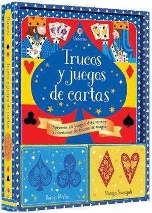 JUEGOS Y TRUCOS DE CARTAS