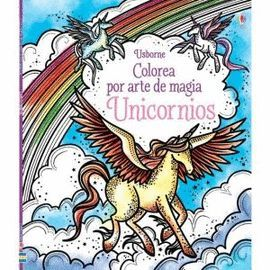 UNICORNIOS COLOREA POR ARTE DE MAGIA
