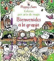 POPPY Y SAM BIENVENIDOS A LA GRANJA
