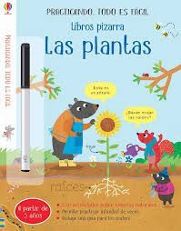 LAS PLANTAS - A PARTIR DE 5 AÑOS