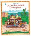 LATIN AMERICA COLORING BOOK