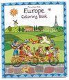 EUROPE COLORING BOOK