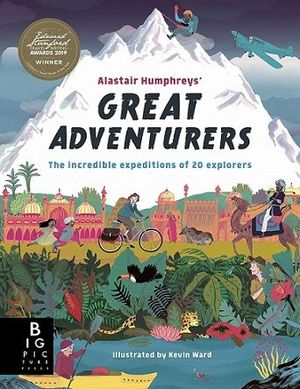 GREATEST ADVENTURERS