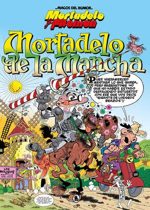MORTADELO Y FILEMÓN. MORTADELO DE LA MANCHA (MAGOS DEL HUMOR 103)