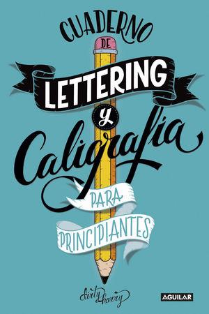 CUADERNO DE LETTERING Y CALIGRAFIA CREAT
