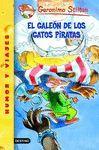 EL GALEON DE LOS GATOS PIRATAS