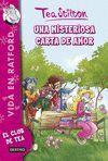 MISTERIOSAS CARTA DE AMOR
