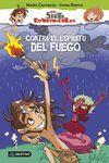 7 CAVERNICOLAS 1.CONTRA EL ESPIRITU DEL FUEGO