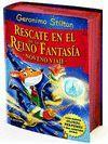 NOVENO VIAJE REINO FANTASIA. RESCATE EN EL RE