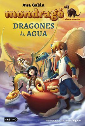 MONDRAGO 3. DRAGONES DE AGUA