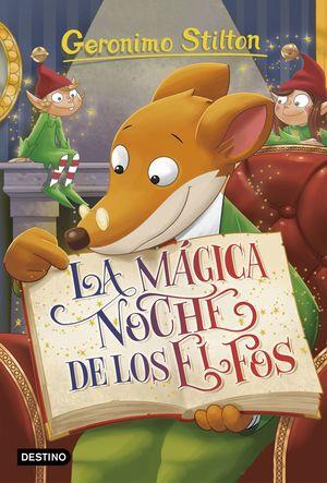 LA MÁGICA NOCHE DE LOS ELFOS