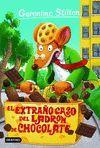 EL EXTRAÑO CASO DEL LADRON DE CHOCOLATE