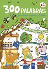 300 PALABRAS PARA BUSCAR, ENCONTRAR Y COLOREAR +4.