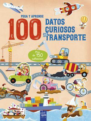 100 DATOS CURIOSOS DE TRANSPORTE