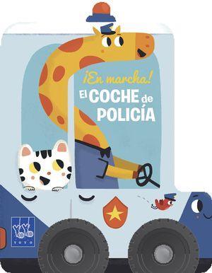EL COCHE DE POLICÍA