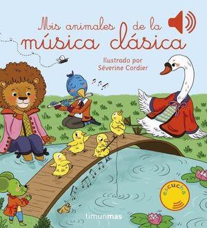 LIBSON MIS ANIMALES DE LA MUSICA CLASICA