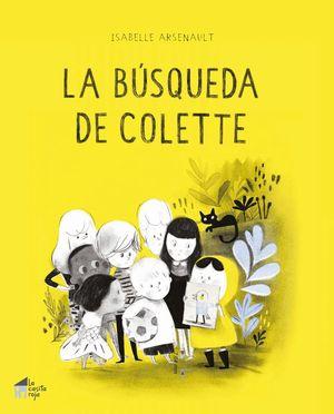LA RECERCA DE LA COLETTE. CAT