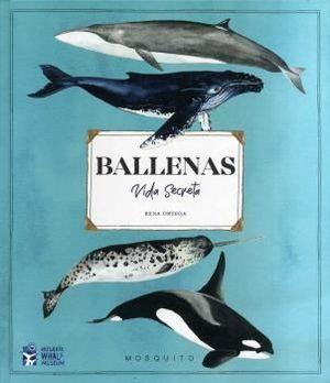 BALLENAS VIDA SECRETA