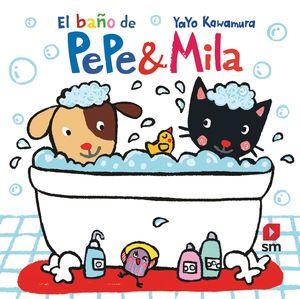 EL BAÑO DE PEPE & MILA