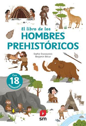 EL LIBRO DE LOS HOMBRES PREHISTORICOS