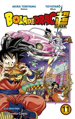BOLA DE DRAC SUPER Nº11
