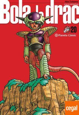 BOLA DE DRAC DEFINITIVA Nº20/34
