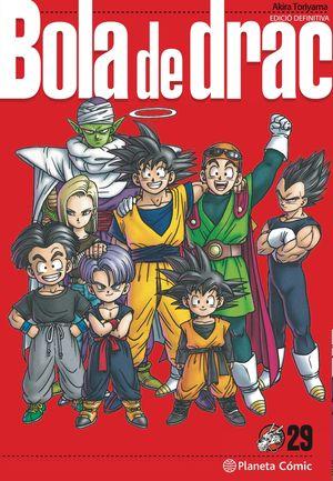BOLA DE DRAC DEFINITIVA Nº29/34