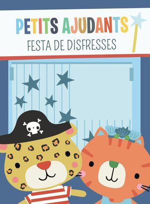 PETITS AJUDANTS. FESTA DE DISFRESSES