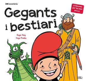 GEGANTS I BESTIARI