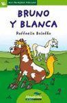 BRUNO Y BLANCA (LETRA DE PALO)