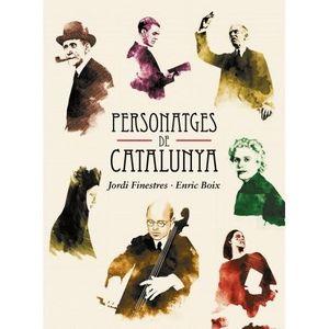 PERSONATGES DE CATALUNYA